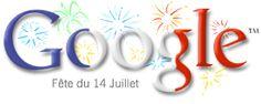 Fête nationale française   Logo Google : Fête nationale française 2009 - Zorgloob - Tout savoir ...