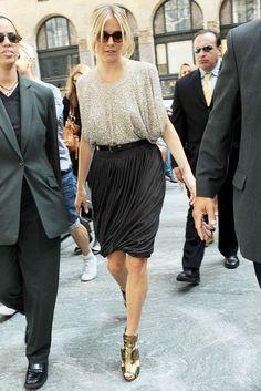 Sienna Miller Style & Fashion pictures Evolution | British Vogue