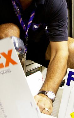 The Story Behind The Famous FedEx Logo, And Why It Works | Co.Design | business + design