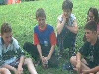 Ügyességi feladatok az erdei iskolában | Sulinet Hírmagazin
