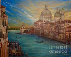 The Venice Of My Recollection by Kimberlee Baxter