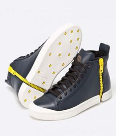 Diesel - Buty S-Nentish Diesel, High Tops, High Top Sneakers, Footwear, Casual, Model, Shoes, Fashion, Moda
