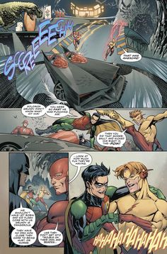 I have no idea if this is Richard Grayson, but he and Wally West as bros are my favorite nonsense Dc Comics, Robin Comics, Robin Dc, Batman Comics, Batman Robin, Batwoman, Nightwing, Batgirl, Dick Grayson Batman