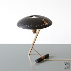 Table lamp by Christian Kalff for Philips