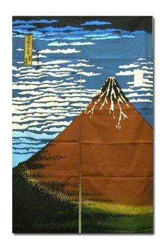 Mount Fuji Noren
