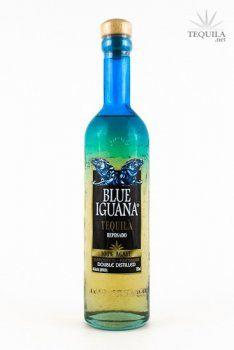 Blue Iguana Tequila Reposado - Tequila Reviews at TEQUILA.net