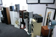 Celestion/KEF Museum | Flickr - Photo Sharing!
