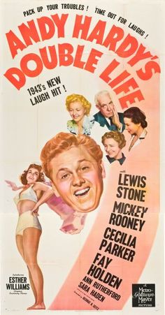 Andy Hardy's Double Life is a 1942 comedy film directed by George B. Seitz. It…