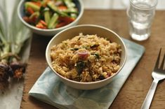 Simpele nasi zonder pakjes en zakjes
