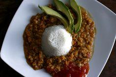 transglobal pan party / Food & Travel Blog: Chinesische 5-Elemente-Küche: Linsengericht
