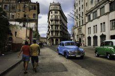 Steve McCurry, Cuba, 2014
