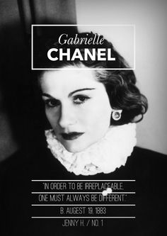 Leadership Research - Coco Chanel No. 1 All pages made by Phoster app