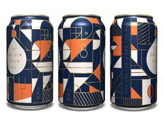 Showcase of the Coolest Beer Packaging. This one call Cat Catcher by Scott Hill