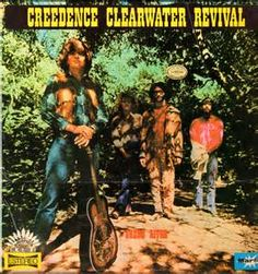 """""""Green River"""" is the third studio album by Creedence Clearwater Revival released on August 3, 1969. It's been included in Rolling Stone's list of 500 greatest albums of all time and produced two major hits: """"Bad Moon Rising"""" and the title track. We've all heard CCR's style but they are not from the boyou unless there are swamps in San Francisco. #Musicof1969"""