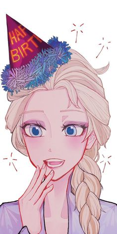Frozen Art, Disney Frozen Elsa, Arte Disney, Disney Fan Art, Pixar, Happy Birthday Disney, Princess Cartoon, Disney Princess, Gravity Falls