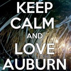 War eagle!! Auburn University