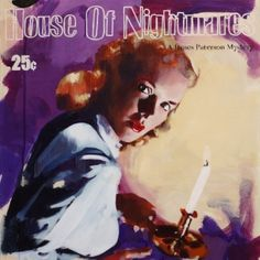 House of Nightmares from James Patterson available now from Evergreen Art Cafe talk to us today about our Free Delivery and Finance options Art Cafe, James Patterson, Evergreen, Mystery, Novels, Artwork, Anime, House, Fictional Characters