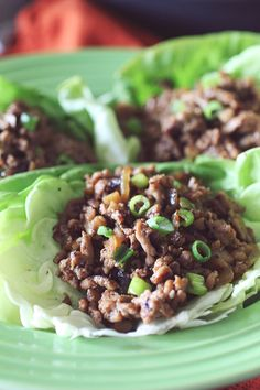 """15-Minute """"PF Chang's"""" Clean Eating Lettuce Wraps"""