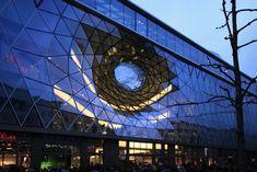 MyZeil shopping center, Frankfurt
