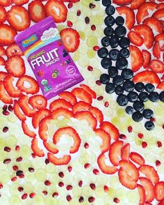 #Organic, Superfruit flavor fruit snacks! #snackhealthy #snacks #healthy #nutrition #fruit #art #yum #backtoschool