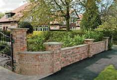 Superb Garden Wall #3 Decorative Brick Garden Walls