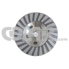 Rebolo Diamantado Aluminio - www.colar.com