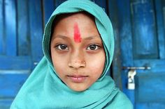 #Nepalese: Girl from #Nepal.