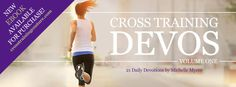 https://itun.es/us/32Lo7.l - Available NOW from iBooks! (More options coming soon!)  Join us over at Cross Training Couture - I'll be leading a discussion on the devos beginning Monday, May 18. We'd love to have you join us!  All eBook proceeds go to support the ministry of She Works His Way.