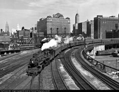 RailPictures.Net Photo: CNW 663 Chicago & North Western Railroad Steam 4-6-2 at Chicago, Illinois by Center for Railroad Photography and Art...