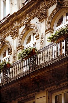 Façade of New Hotel Roblin, Place Madeline, Paris | Flickr - Photo Sharing!