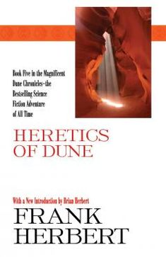 Book 5 of the Dune epic. Took much longer to read this one, because you really had to keep up with Herbert. He carried on what he started in Book 4 and mixed it in with a very tense plot. And you really begin to understand the Sisterhood, they turn out to be more frightening than you had realised.