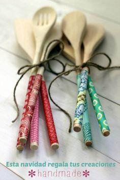 Esta navidad regala tus creaciones handmade