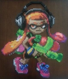 Splatoon - Inkling Girl by Ummeiko.deviantart.com on @DeviantArt