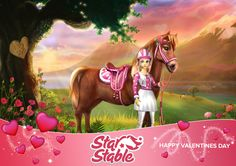 Sweep your Valentine off their feet with great Valentine's offers from the Star Stable Official Shop