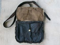 Bob Browder Hunting Pouch - OPEN
