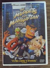 THE MUPPETS TAKE MANHATTAN DVD mid-80's family comedy Jim Henson Frank Oz