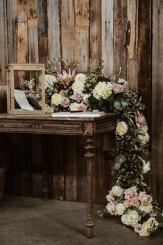 Stunning Rustic Barn Wedding. Suppliers // Photography: Jessica Rose / Styling & Decor: The Small Things Co / Venue: Tanglewood Estate / Floristry: Poppy Culture HQ / Videographer: Wild Bird Films / Catering: Blakes Feast / Wedding Cake: Miss Ladybird Cakes / Table Linen & Napkins: Simmons Linen Hire / Wedding Car: Always Classic Cars / Make-Up: Illuminate Makeup Artistry & Kumi's Make Up & Hair / Hair: We Chose Forever / Wedding dresses: #1 by Anne Stowers, #2 by Aje / Suits: Prinzi… Ladybird Cake, Wedding Car, Wedding Dresses, Jessica Rose, Makeup Artistry, Linen Napkins, Cake Table, Wishing Well, Rustic Barn