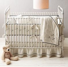 Bouclé Cloud Nursery Bedding Collection Restoration Hardware Baby Child I Have Never Loved A