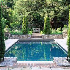 Reflect traditional pool