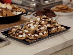 Alright People...Best cookies ever!  S'mores Cookies and Nacho Mama's S'mores
