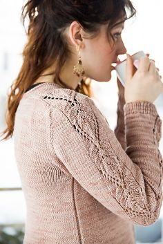 Ravelry: Laurina pattern by Christelle Nihoul