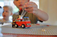 Stop Motion Apps + Legos = Genius