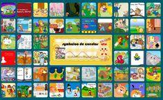 Escuela infantil castillo de Blanca: SYMBALOO- CUENTOS