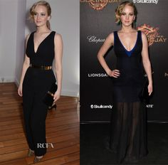 Jennifer Lawrence In Christian Dior - Cannes Film Festival Parties - Red Carpet Fashion Awards