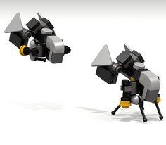 Phantom Mk1 | Does this count as a mecha? It has legs. | eduty | Flickr