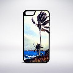 Winslow Homer - Palm Tree Nassau Phone Case – Muse Phone Cases