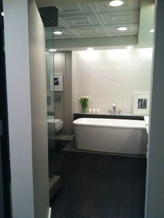 507 Residence - modern - bathroom - minneapolis - Studio Grey
