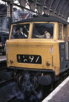 Locomotive Engine, Electric Locomotive, Diesel Locomotive, Steam Locomotive, E Electric, Electric Train, Rail Transport, London Transport, Euston Station