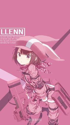 Get your favorite Sword art online characters here in Rykamall. We've prepared products of many kinds to satisfy your cravings for these special characters. Gun Gale Online, Loli Kawaii, Anime Kawaii, Anime Character Names, Anime Characters, Manga Japan, Fan Art Anime, Sword Art Online Wallpaper, Arte Do Kawaii