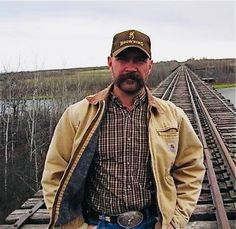 Mostly pics of cowboys I find from internet. A few of my own pics too. Mustache Styles, Beard No Mustache, Moustache, Scruffy Men, Hairy Men, Hot Country Boys, Sexy Beard, Mens Attire, Respect